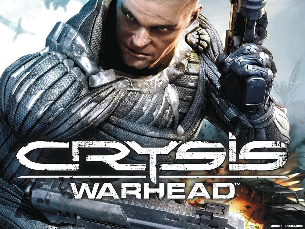 crysis warhead wallpaper