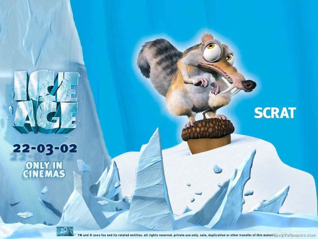 Download cartoons wallpaper, 'ice age 7'