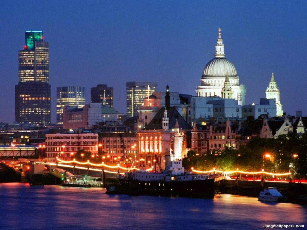 London Skyline England