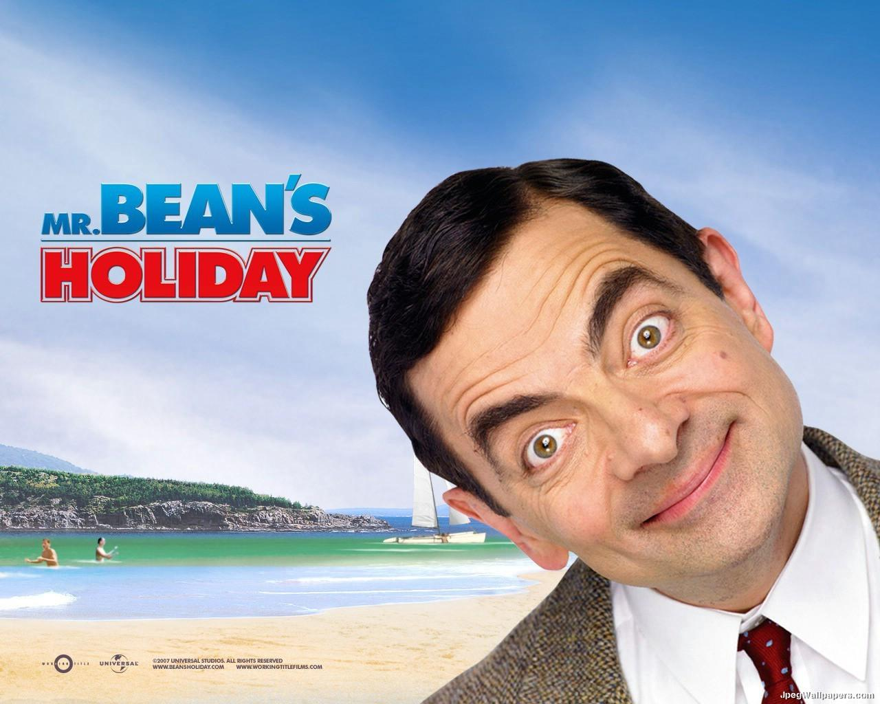 Mr bean holiday