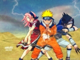 Naruto Sands Storm