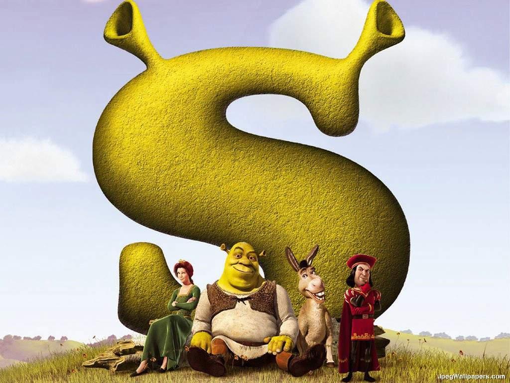 Shrek 2 Cartoon Characters : Shrek wallpaper