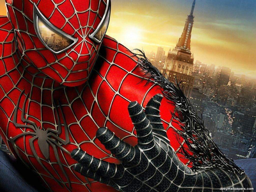 spiderman 3 movie wallpaper