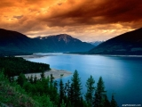 Upper Arrow Lake Canada